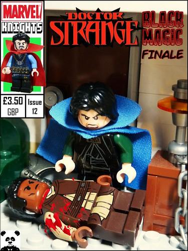 MKSG Doctor Strange: Black Magic FINALE - Issue #12