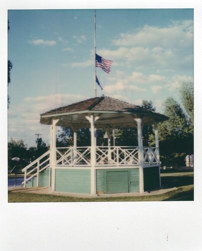 half mast on 9-11 in clarkdale az
