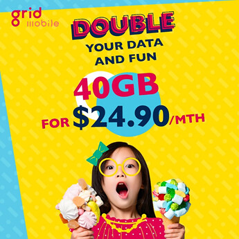 Have you heard or read about Grid Mobile's latest offer?