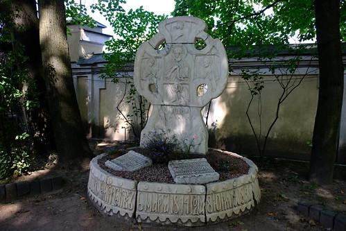 XE3F8758 - Nikolái Rimsky-Korsakov (Николай Римский-Корсаков), Tikhvin Cemetery (Saint Petersburg)
