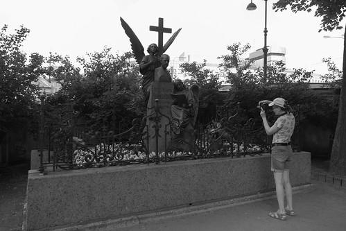 XE3F8774 - Pyotr Tchaikovsky (Пётр Чайковский), Tikhvin Cemetery (Saint Petersburg)