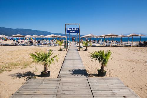 Neo Faliro Beach