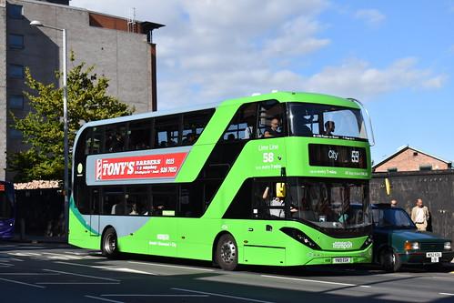 Nottingham City Transport 494