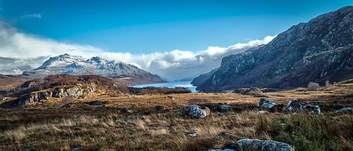 Loch Maree, Wester Ross, Scotland