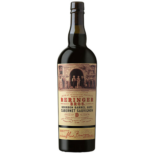 Beringer Brothers Bourbon Barrel Cabernet