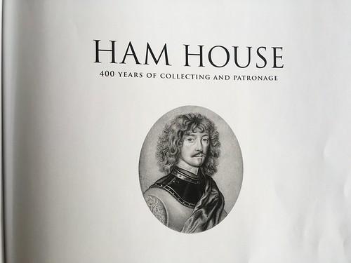 William Murray, 1st Earl of Dysart, Ham House.