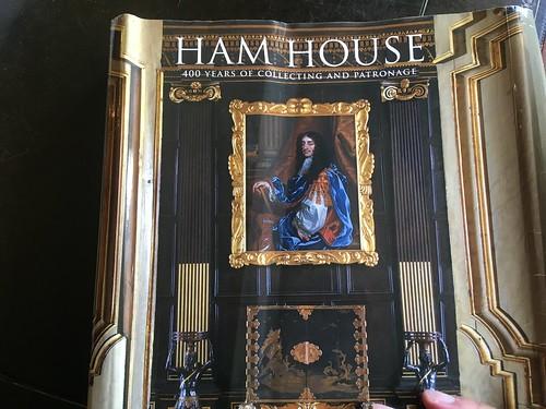 Ham House book