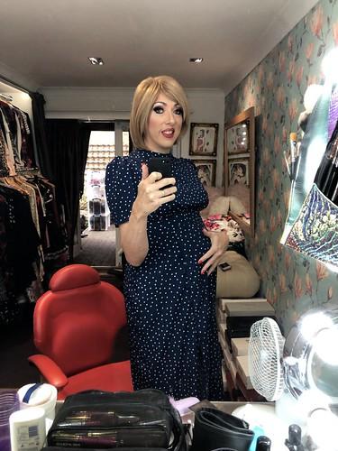 Introducing mum-to-be Debbie....