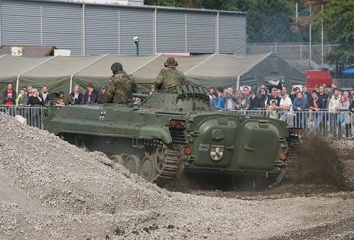 BMP-1A1-Ost @ Stahl auf der Heide 2019