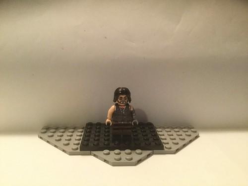 Lego Custom: Johnny Silverarm (Cyberpunk 2077)