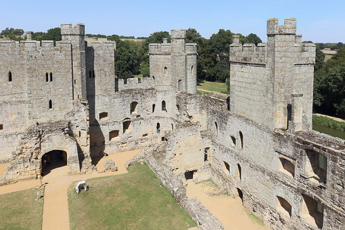 England / Sussex - Bodiam Castle