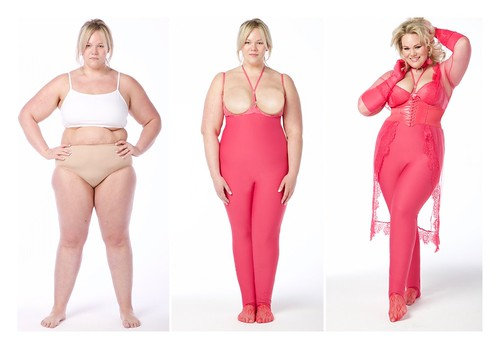 BABE YOU_Pink_base_garment_BABEYOU_body_shaper