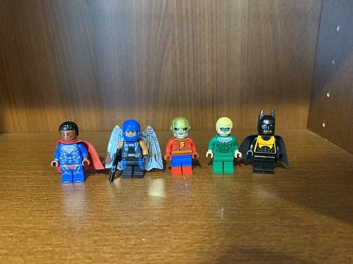 Earth 2 Justice League