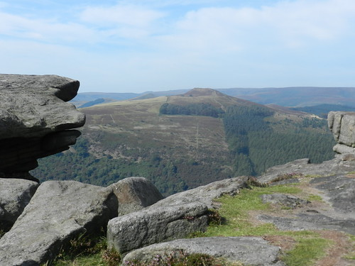 Win Hill from Bamford Edge