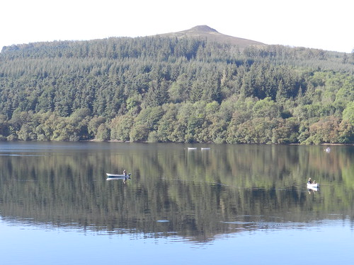 Win Hill from Ladybower Reservoir