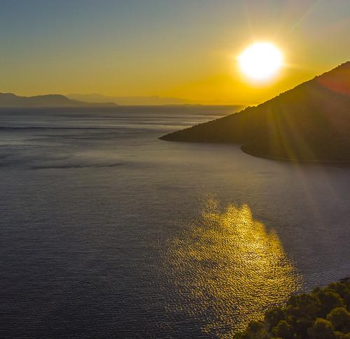 Sun at Kayak Adventure ortiko