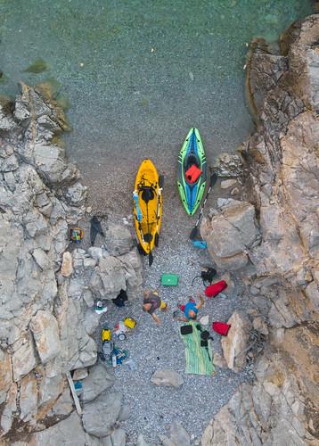 Kayak Adventure ortiko