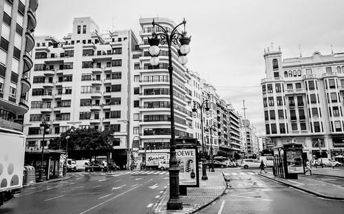 Plaza de San Agustín - Valencia