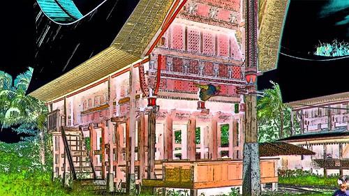 Indonesia - Sulawesi - Tanah Toraja - Nanggala - 14bb