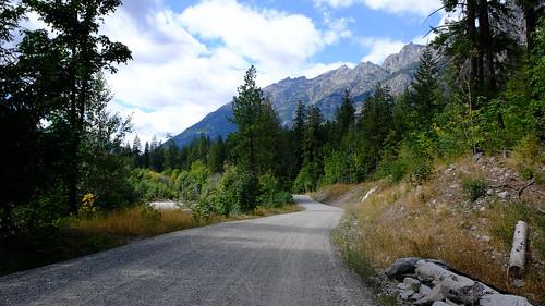 Stehekin Valley Road, North Cascades Recreation Area