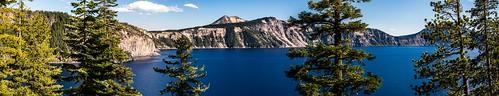 North-East Rim of Crater Lake