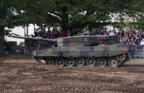 Leopard II A4 @ Stahl auf der Heide 2019
