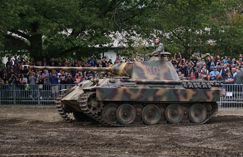 Sd Kfz 171/267 Panzerkampfwagen V