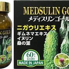 Medsulin Gold - Hỗ trợ hạ đường huyết