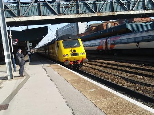 Network Rail Class 43 43014 (The Railway Observer)