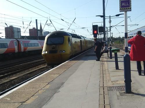 Network Rail Class 43 43062 (John Armitt)