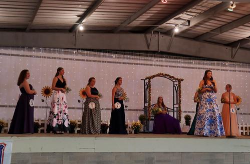 2019 Fair Queen Contestants