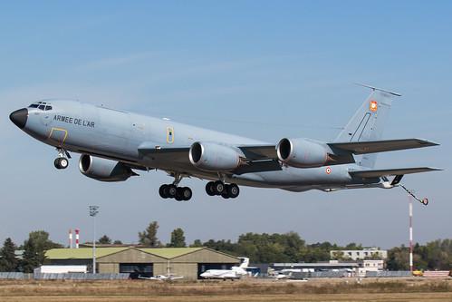 KC-135RG at Strasbourg