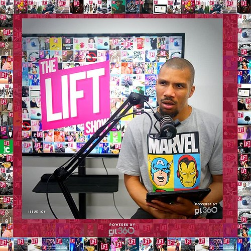 #TheLiftShow 101 - We are Back! 🎼 Track List: Bigger Better Things - Derek Minor For the Better - Bizzle My Stress - NF Brighter Days - Old Chingu over here - nobigdyl. The Fall - Joey Vantes No Ways Tired - Jackie Hill Perry Jacob and Judas