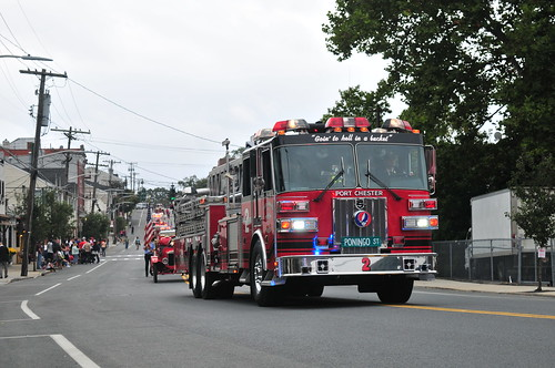 Port Chester Fire Department Harry Howard Hook and Ladder Company Ladder 31