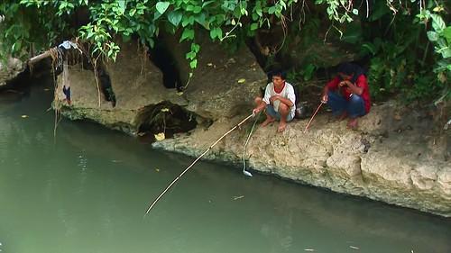 Indonesia - Sulawesi - Tanah Toraja - Fishing - 331