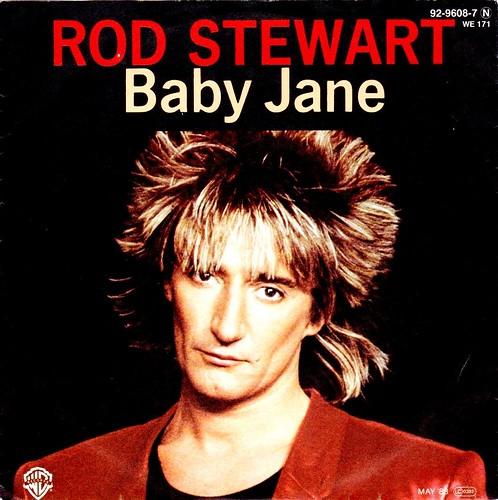 Stewart, Rod - Baby Jane - D - 1983