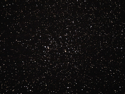 NGC 6709 Open Star Cluster in the Constellation of Aquila 2019-07-31.