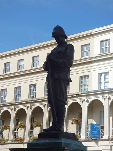 Boer War Memorial - Promenade, Cheltenham
