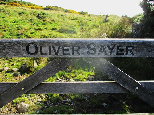 Oliver Sayer Gate High House