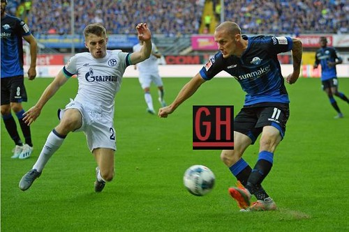 Paderborn 1-5 Schalke