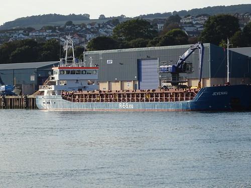 M.V.JEVENAU (IMO: 9356866) AIS Vessel Type:  Cargo  Call Sign: V2CO5  (MMSI: 305059000)