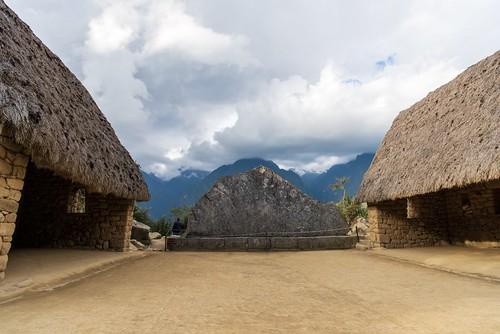 Machu Picchu - La Piedra Sagrada