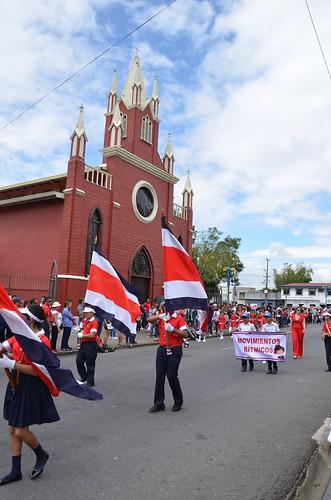 15 setiembre 2019, Cartago, Costa Rica