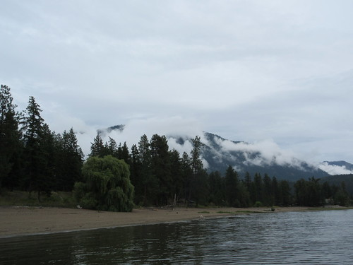 Little Shuswap Lake