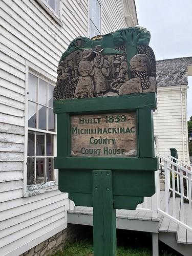 Michilimackinac County Courthouse