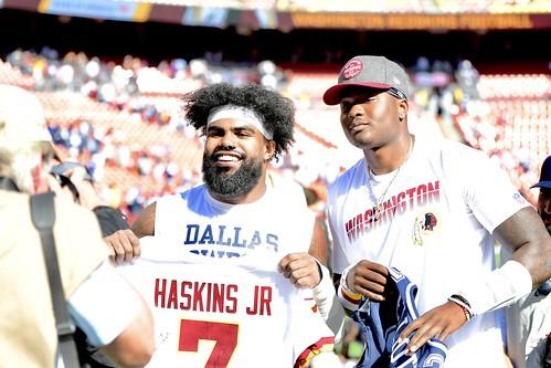 Zeke and Haskins