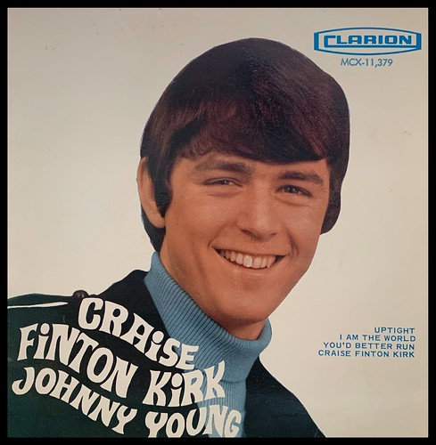 Craise Finton Kirk (EP) - Johnny Young