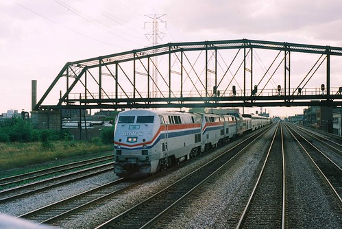 Amtrak - Paulina Avenue