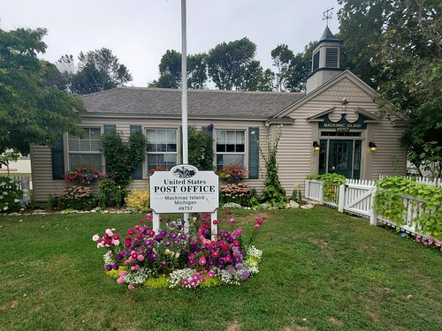 Mackinac Island Post Office