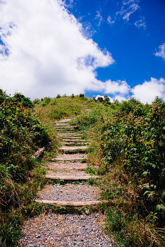 Max Patch Stairway to Heaven